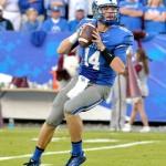 Kentucky Quarterback Patrick Towles