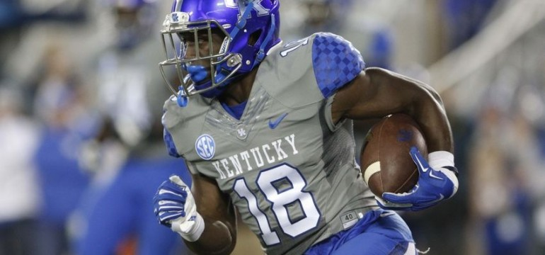 Kentucky Football 2015  – Yearly Review