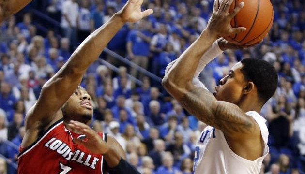 Kentucky – 75  Louisville – 73